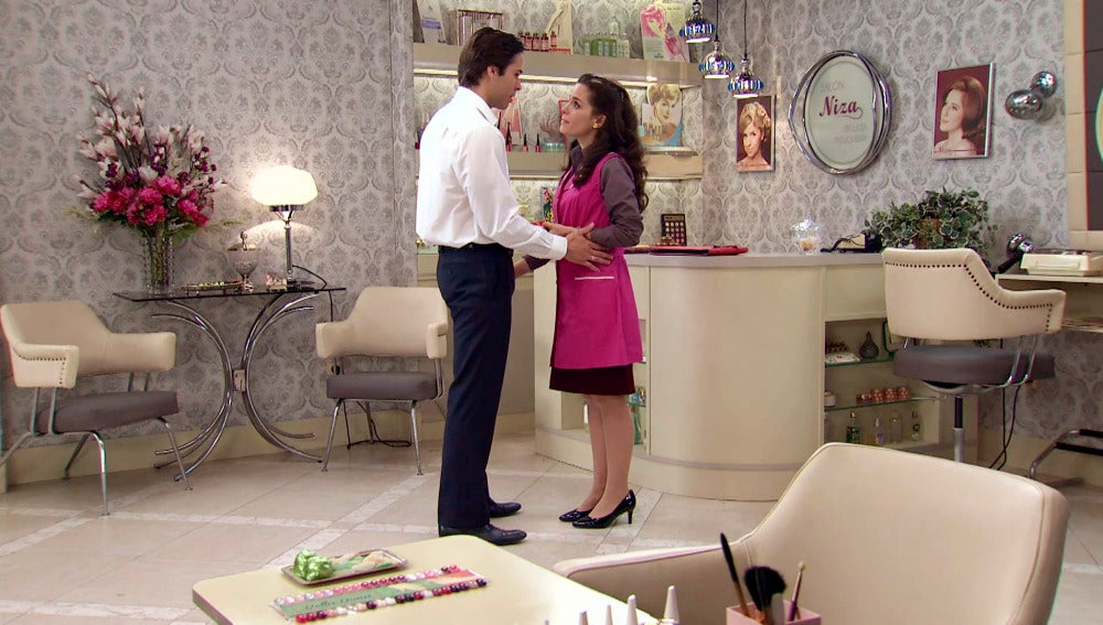 Nicolás consigue que Clara se recupere