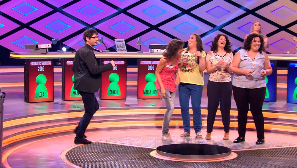 Juanra Bonet baila 'El Venao'