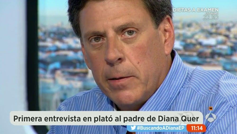 """Frame 86.859541 de: """"Diana, hija, vas a salir de esta. Hay mucha gente detrás que te quiere"""""""