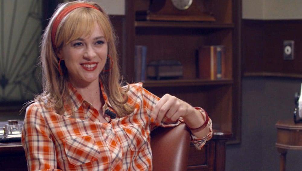 """Marta Hazas: """"A Clara le gustaría haber evolucionado más en el plano profesional"""""""