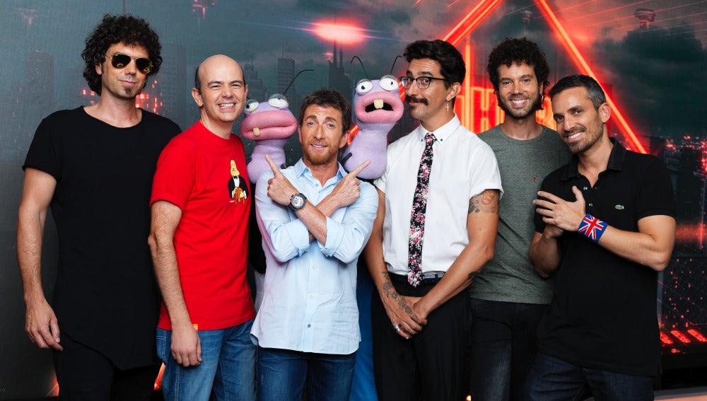 'El Hormiguero 3.0' estrena mañana su nueva temporada