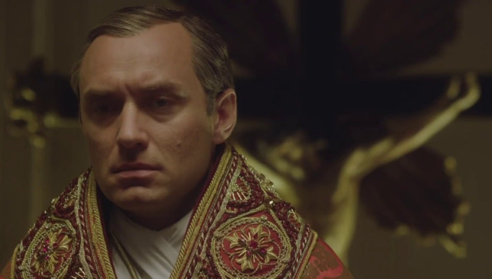 Frame 38.984337 de:  'The Young Pope' desembarca en Venecia