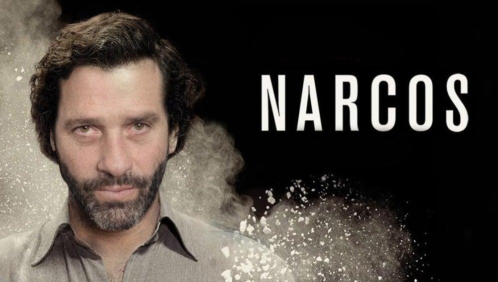 Un actor de 'El Barco' se cuela en la segunda temporada de 'Narcos'