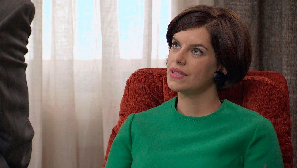 Marta cuenta a Félix su enlace con Alonso.