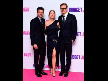 Premiere mundial de 'Bridget Jones' Baby'