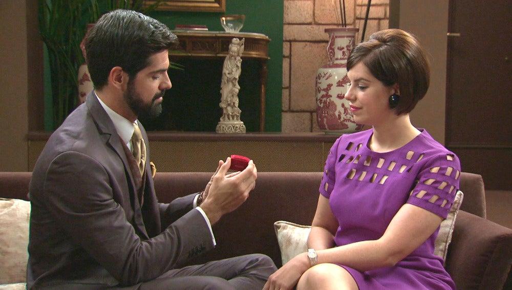 ¿Aceptará Marta casarse con Alonso?