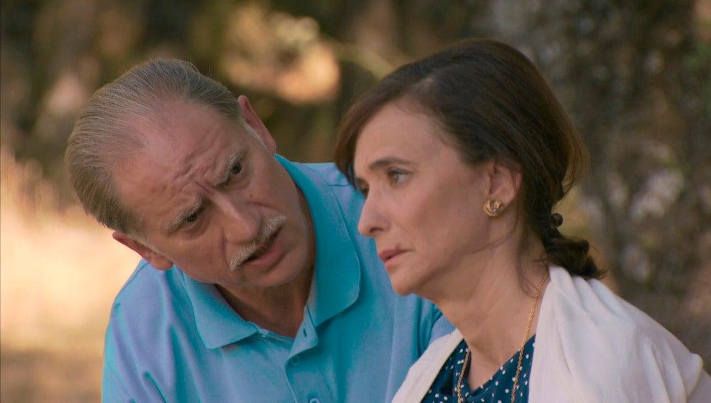 Rosalía, preocupada por su hijo