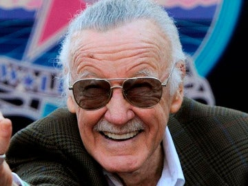 El guionista de Marvel Stan Lee