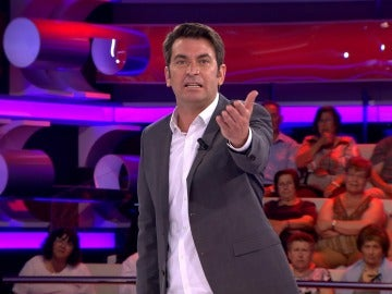 """Arturo Valls cuenta un chiste de """"¡mamá, mamá!"""""""