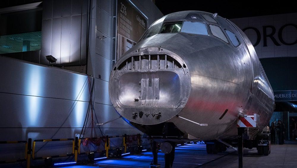 """El 'avión milagro' """"echa a volar"""" en El Hormiguero 3.0"""