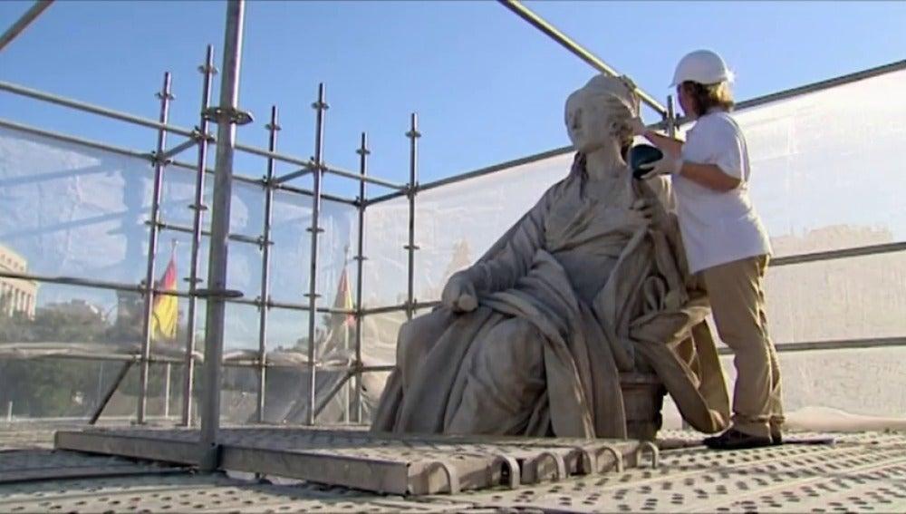 Frame 8.323166 de: La tecnología más avanzada para salvar los grandes monumentos