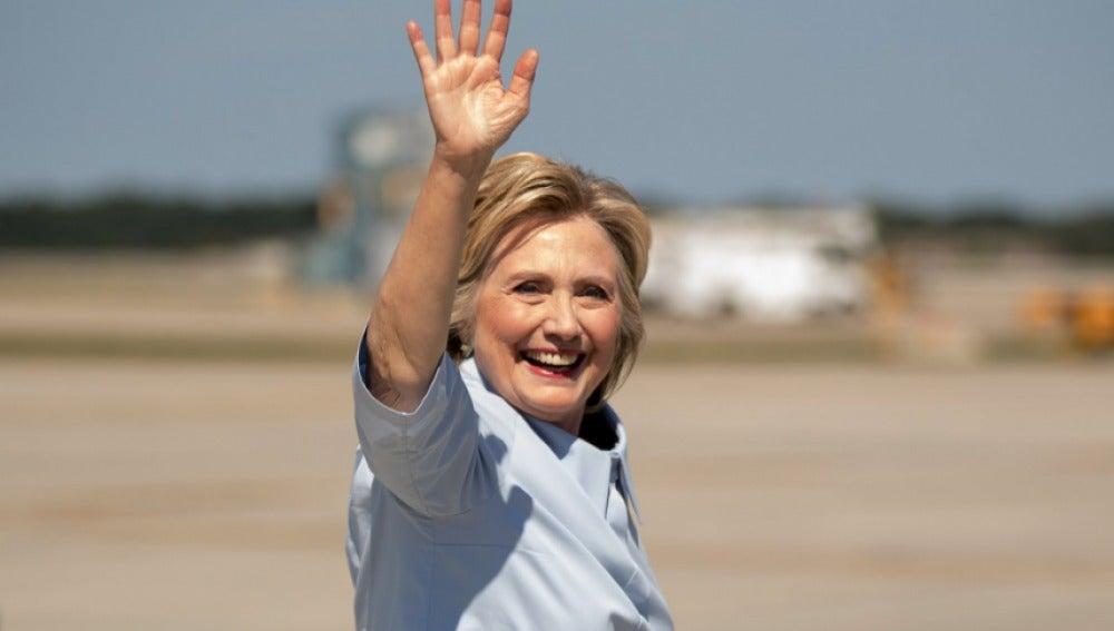 Hillary Clinton en Ohio
