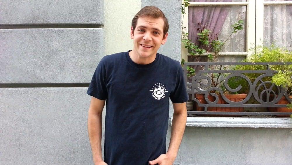 """Junio Valverde: """"'Amar' ha sido una experiencia única"""""""