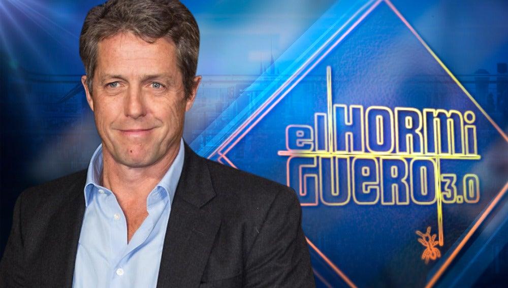 Hugh Grant visitará 'El Hormiguero 3.0'