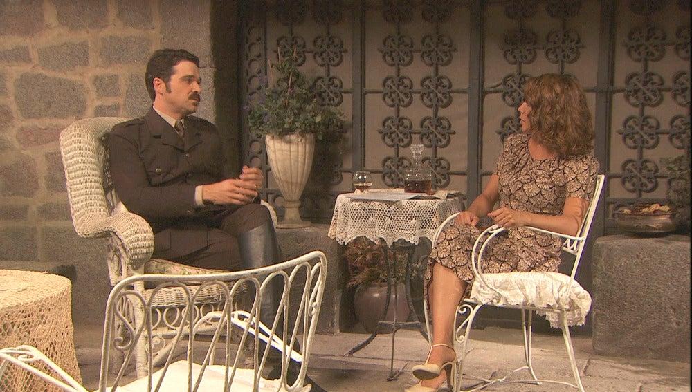 Garrigues confirma que está detrás de la llamada de Ramiro a filas