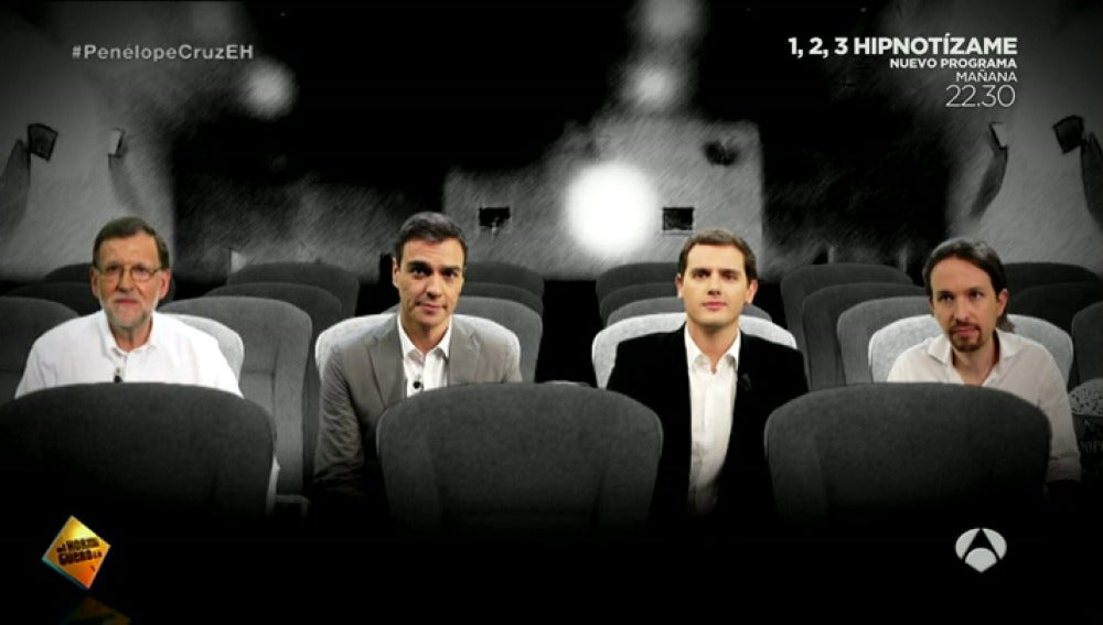 Frame 10.828977 de: politicoshormiguero