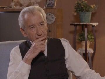 """José Sacristán: """"Don Emilio no es un abuelo al uso"""""""