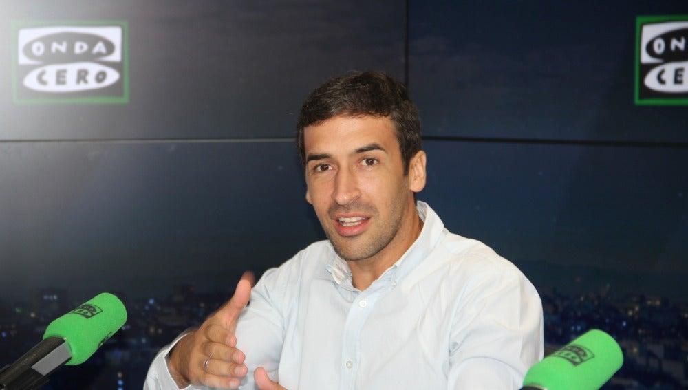 Entrevista a Raúl González en El Transistor