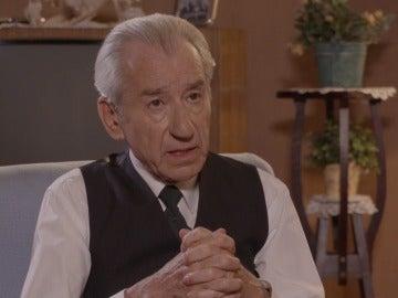 """José Sacristán: """"Ha sido una satisfacción volver a encontrarme con Concha Velasco"""""""