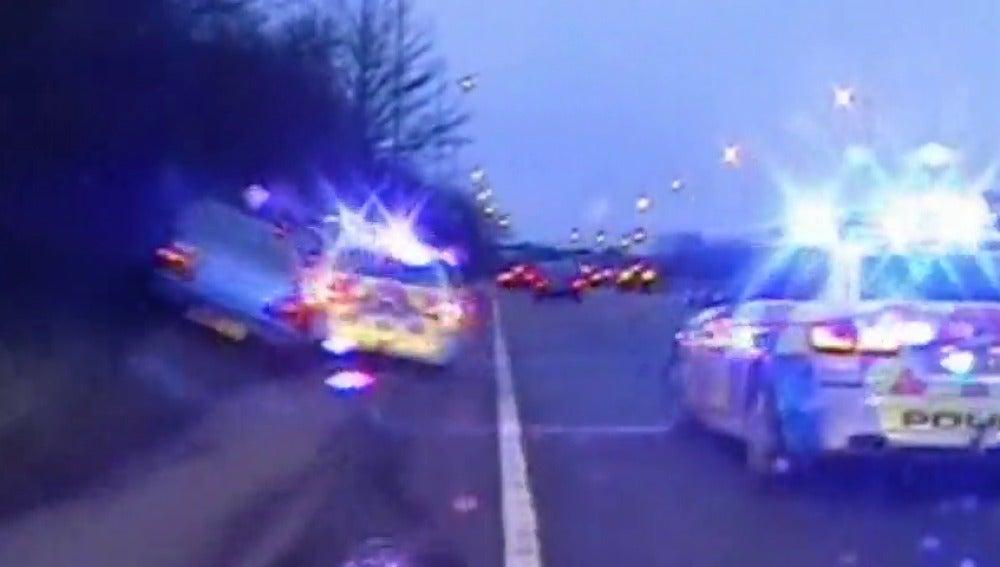 ANTENA 3 TV | 15 meses de cárcel para un conductor perseguido ...