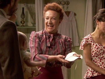 Dolores quiere ser abuela