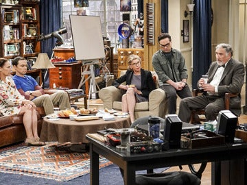 Estreno de la décima temporada de 'The Big bang Theory'
