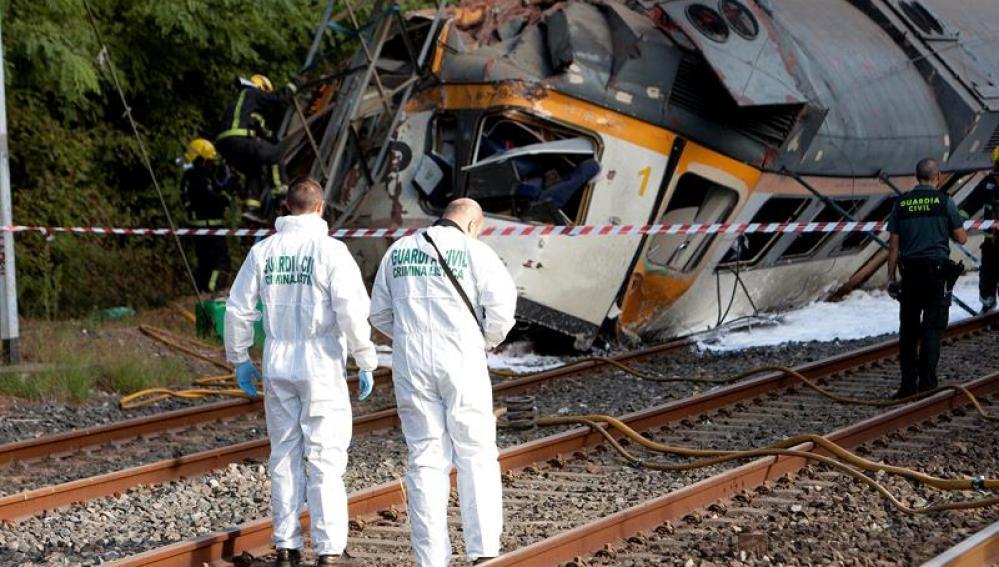 Los presidentes de RENFE y ADIF serán los encargados de comparecer en el Congreso de los Diputados para informar del accidente