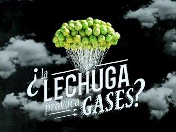¿Es cierto que la lechuga provoca gases?