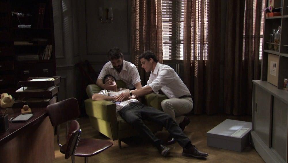 Rafael y Maroto