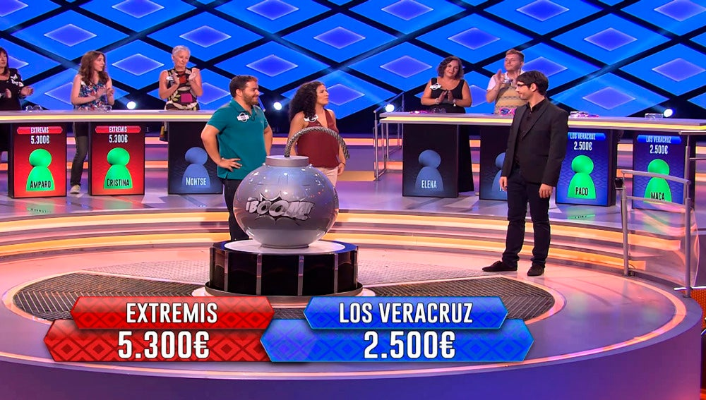 Adiós a 'Los Veracruz'