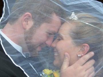 Justice y Jeremy repiten su boda tras un trágico suceso