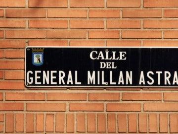 Calle del General Millán Astray