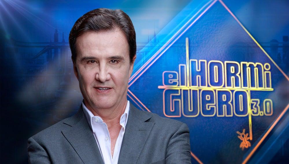 José Ramón de la Morena en 'El Hormiguero 3.0'