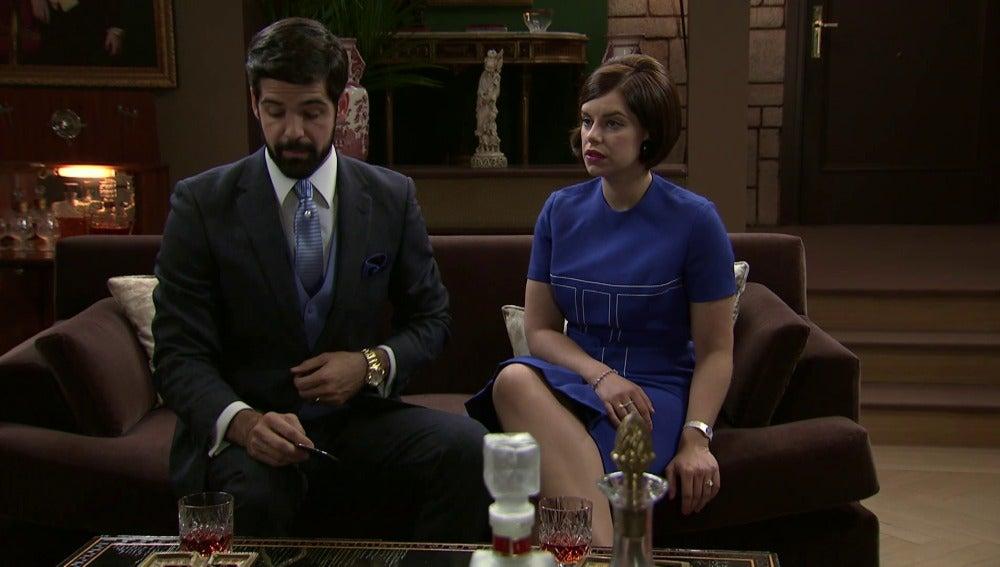 Marta y Alonso