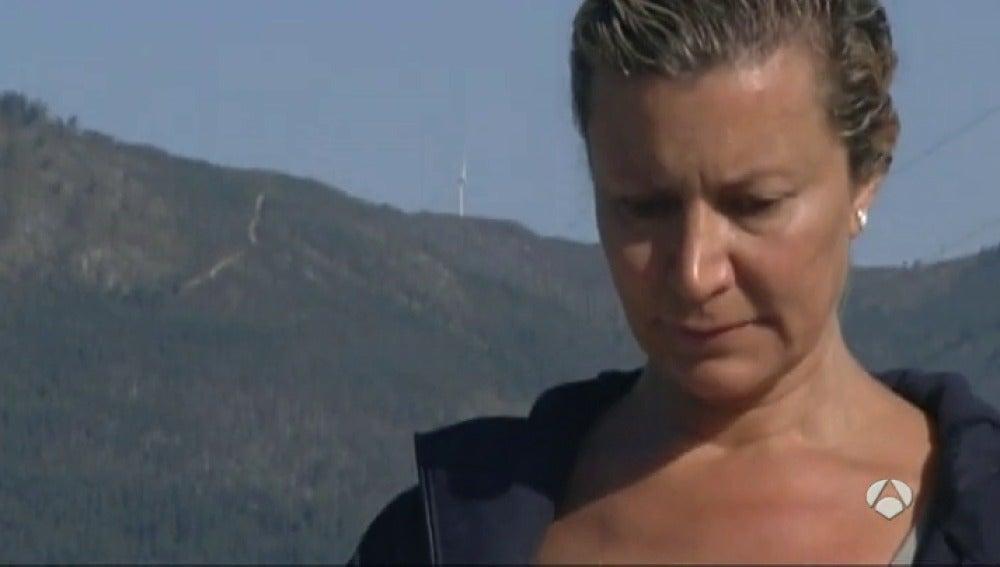 Frame 81.789785 de: La madre de Diana Quer vuelve a Galicia para declarar este viernes en los juzgados