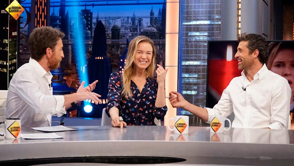 Renée Zellweger nos cuenta qué hay en el fondo del corazón de Bridget Jones