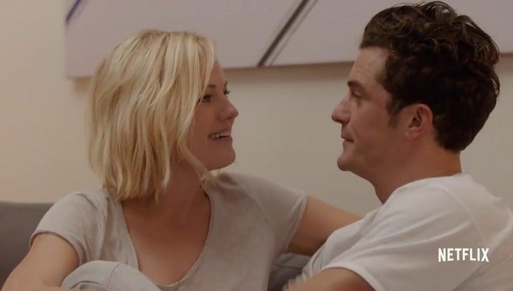 Frame 21.494271 de: Las relaciones no son fáciles en 'Easy', la nueva serie de Orlando Bloom