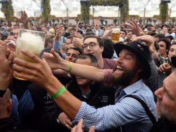 La más multitudinaria fiesta de la cerveza del mundo, la Oktoberfest