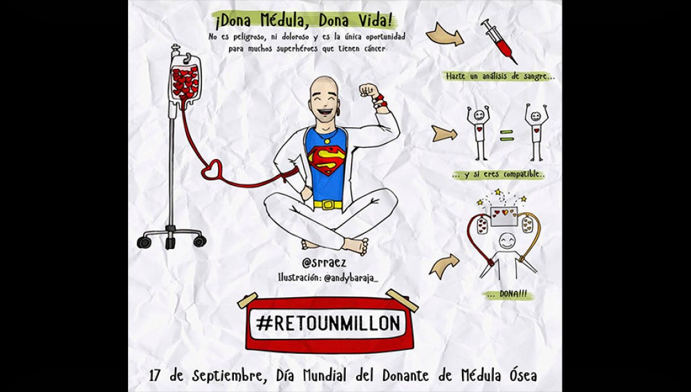 Cartel #retounmillón