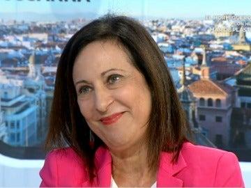 Margarita Robles en Espejo Público