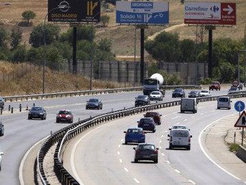 Diez muertos en las carreteras, la mitad motoristas, durante el fin de semana
