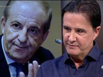 """Frame 59.465626 de: José Ramón de la Morena: """"No me siento orgulloso de los encontronazos que tuve con José María García"""""""