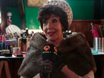 Concha Velasco es Petra en 'Velvet'