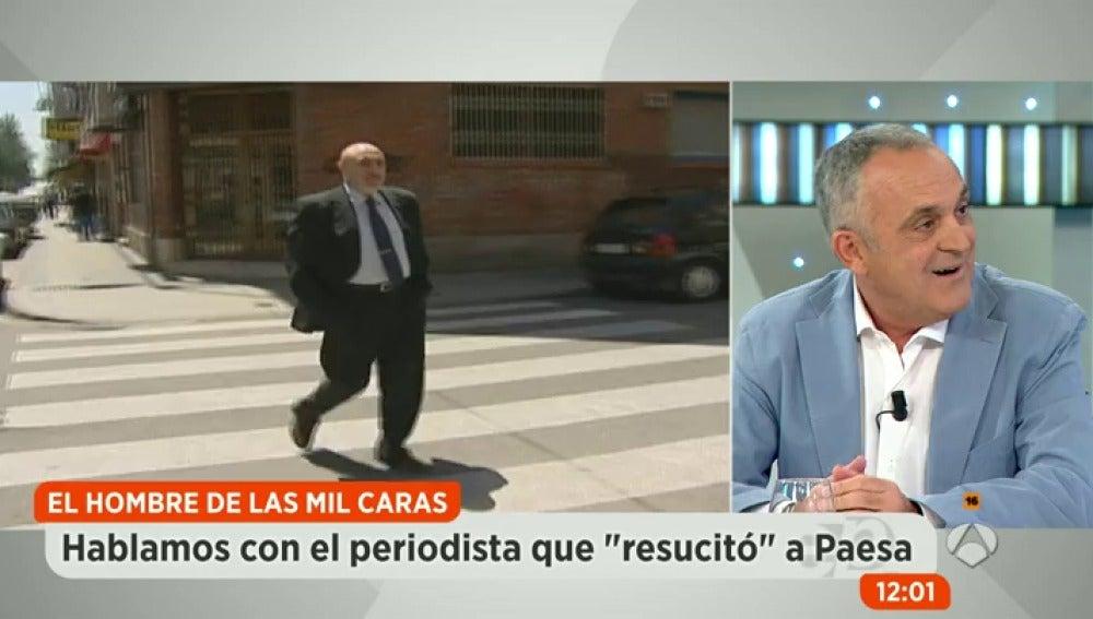 """Frame 32.994802 de: Manuel Cerdán: """"Francisco Paesa es un embaucador nato"""""""