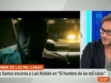"""Frame 21.316125 de: Carlos Santos: """"Roldán merece que le dejemos un poco en paz"""""""