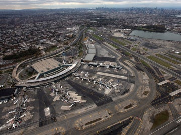 Aeropuerto de La Guardia, en Nueva York