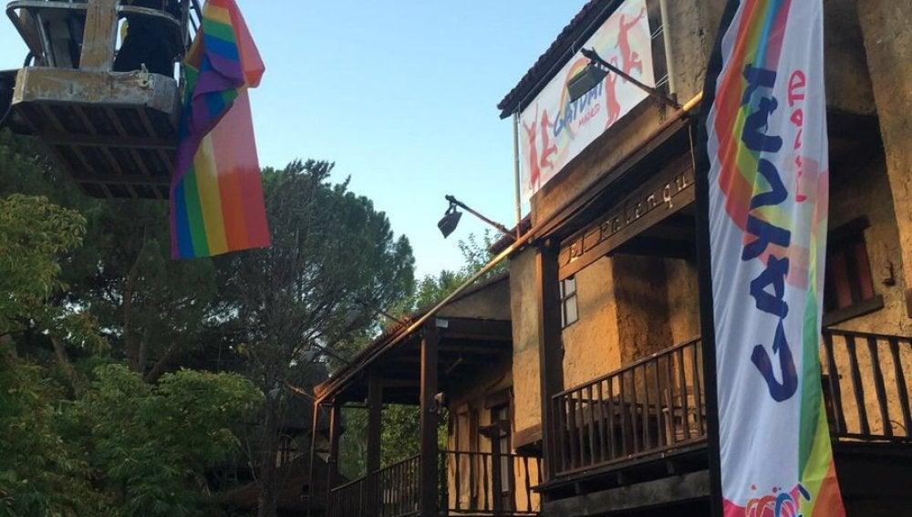 El Parque de Atracciones de Madrid celebra por primera vez un GayDay