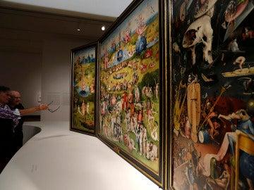 Exposición de El Bosco en el Museo del Prado