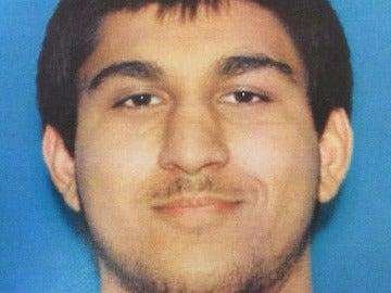 Arcan Cetin, sospechoso del tiroteo en Burlington