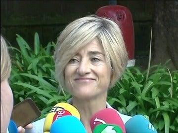 """Frame 20.168415 de: La candidata de Podemos, Pilar Zabala, invita a participar para construir """"la Euskadi que queremos"""""""